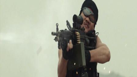 四月最燃枪战电影片单,很久没看过这么过瘾的枪战戏了!