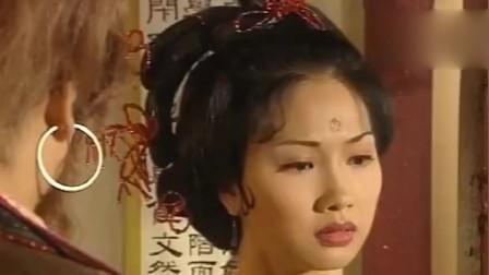 杨玉瑶多次顶撞安禄山,出言不逊,安禄山恼羞成怒,施暴于她!