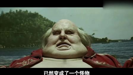 人体雕像:男子过度肥胖,在沙发上一坐就是多年,最后被自己养的猫吃掉了