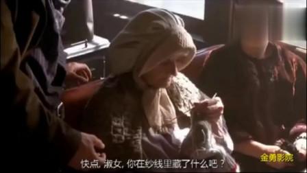 上海正午成龙在车厢外看书西部牛仔跑进车厢里抢劫