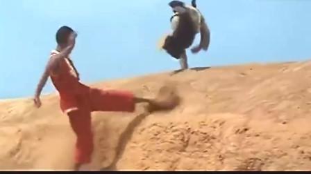 一部35年前的武打老电影 小时候就看过 现在叫上名的人应该不多了!
