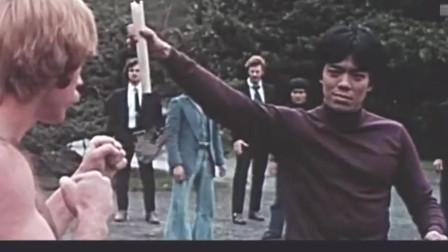 一部1974年上映的港产经典动作片非常的耐看 有谁看过!