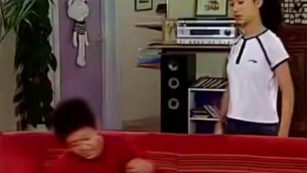 刘星看《午夜凶铃》吓得半, 家里的电话都不让接, 大喊凶铃