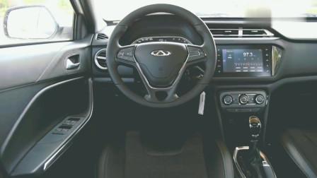 瑞虎3x2018款汽车功能演示,中控设计很前卫,用起来也挺方便的!