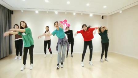 尊巴《New thang》简单易学舞蹈