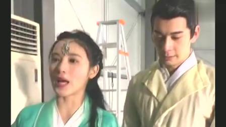 《东宫》拍摄现场,彭小苒陈星旭流泪发表感言!