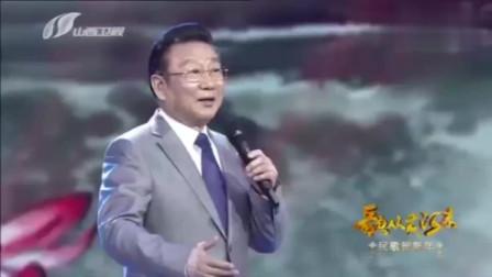 蒋大为老师演唱《有一个美丽的传说》,音清质淳,观众掌声不断