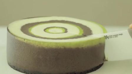 抹茶蛋糕怎样烤颜色不会变黄,非常简单的一个小窍门分享给你!