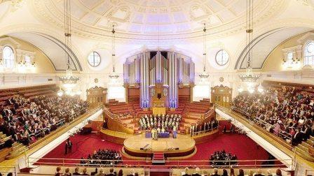 威斯敏斯特中央大厅——英国伦敦活动会议的理想场地