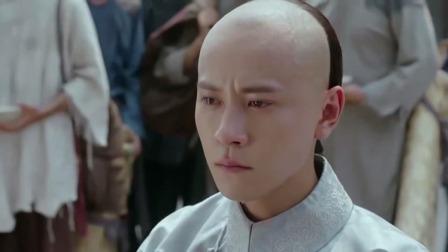 大媽餓死街頭,康熙皇帝懷抱小孩當眾下跪,眼淚再也控制不住了!