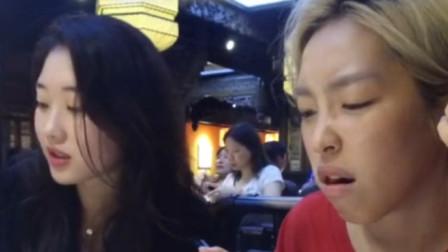 韩国人来广西旅游,盯上这道菜,简直防不胜防,网友:赶紧申遗!