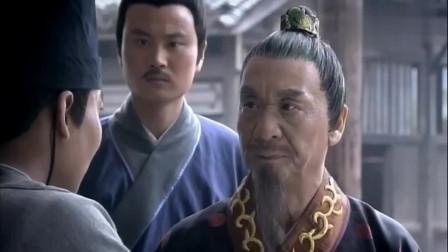 朱元璋的哥哥很嚣张 要大人放了贪赃枉法的儿子 不料大人毫不妥协