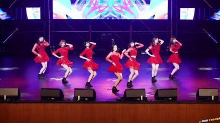 韩国女团 OHMYGIRL WINDY DAY 时尚歌舞秀