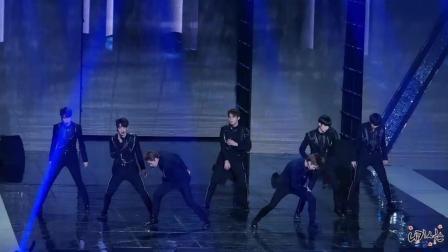 韩国男团  VICTON  还记得我  时尚歌舞秀