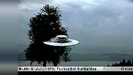 最真实的UFO 图片 及 外星人