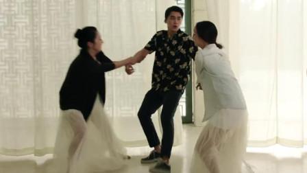 看《心理罪》1 医学生当护工愤而行凶 小鲜肉偷看跳舞被拉进教室