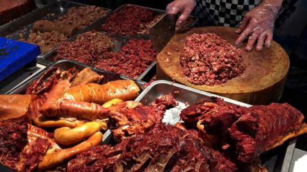 在保定吃了10几家驴肉火烧店,哪家才最好吃,你知道吗?