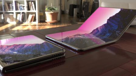 折叠手机华为Mate X六月发布,支持5G网络,网友:价格太伤人