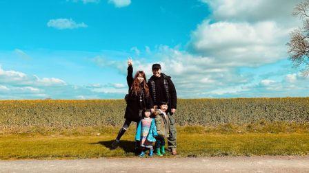 英国家庭是如何露营/英国vlog231