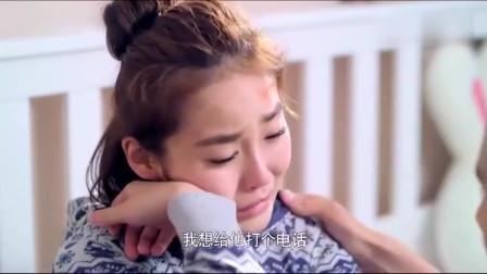 哥哥安慰痛哭的妹妹,好暖心,妹妹拿他衣服擦鼻涕