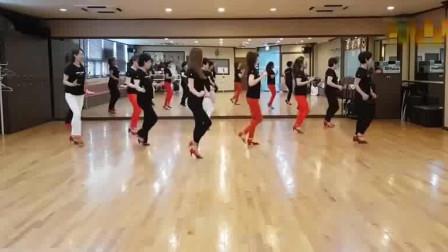 初级简单广场舞,分解慢动作,教学舞姿优美