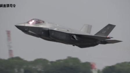 F-35A在墨尔本航空展上的特技表演,可以说是十分灵活了