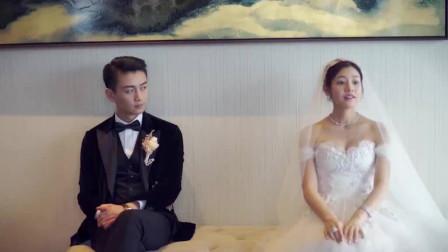 陈晓吐槽陈妍希长得丑,自曝娶她是有原因的,再也不相信爱情了