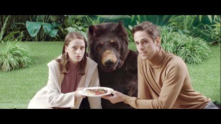 与熊共舞 是谁给的勇气