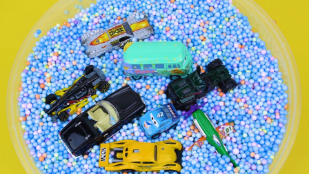 小七识汽车  巴士 飞机 方程式赛车等交通工具