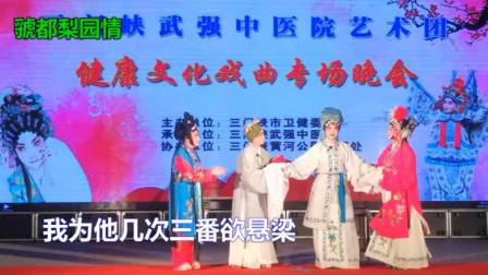 豫剧《泪洒相思地》之《临终恨》--三门峡戏迷协会杨鲜丽、朱淑琴等演唱