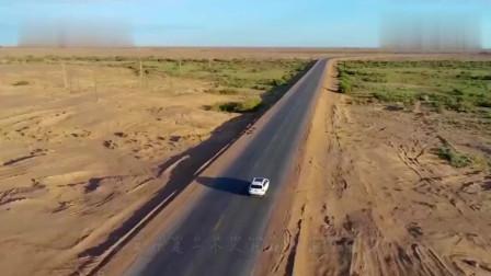 中国最荒凉的高速,耗资370亿全长2540公里,却几乎看不到一辆车