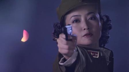 美女拿枪的样子难看, 直接缴械投降, 爱美之心大于生命!