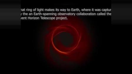 科学家们是如何拍摄首张黑洞照片的?视频来自美国国家科学基金会(NSF)