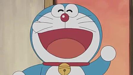 哆啦A梦有紧急事件离开,回到家伤痕累累,胖虎音乐会让大家伤神