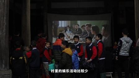 最美乡村放映员放露天电影41年  可能是全中国最爱放电影的人