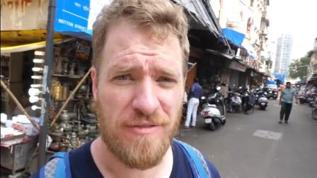 【真实印度系列】---印度人口中【无敌的孟买】原来是这样