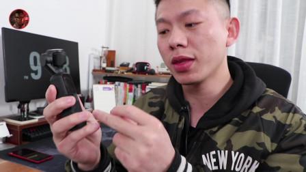 科技生活VLOG:大疆OSMO Pocket口袋云台相机体验测评