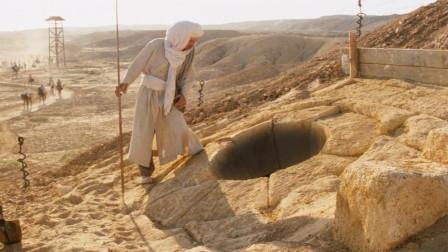 """考古学家进入神秘""""洞穴"""",发现巨柜,里面的东西让他害怕了"""