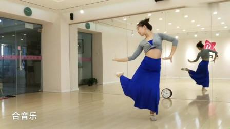 民族舞《傣寨情》分解教学