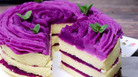 蛋糕不要用电饭煲,没有烤箱也能做,教你最实用的做法,好吃省事