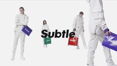 SUBTLE 品牌系列包 - Video by #质点DOT#