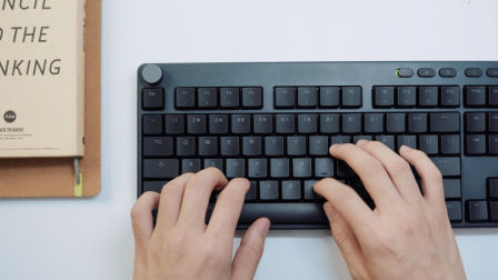 薄膜键盘的体积,机械键盘的手感?ikbc TypeMaster X400 体验
