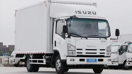 更大货厢更高效率 庆铃KV100又升级了