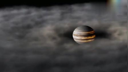 太阳系8大行星,为何外圈的4个都是气态巨行星,科学家揭秘!