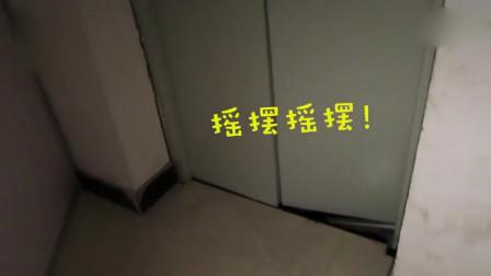 男子发现电梯异常,匆忙离开,下一秒电梯从18楼坠至1楼!视频曝光