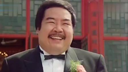 神棍来参加婚礼,伴郎都叫他别多嘴,谁料看到新娘忍不住说出口