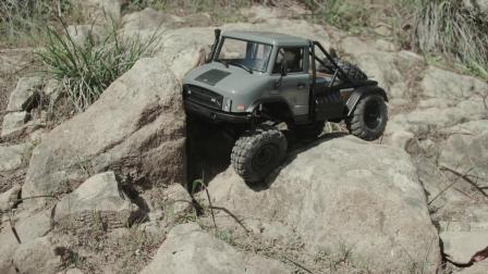 Axial SCX10 II UMG10 4WD 攀爬车