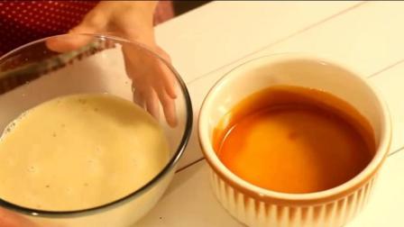 家庭小甜点: 教你在家做嫩滑又好吃的焦糖布丁, 做法超简单, 赶紧来学