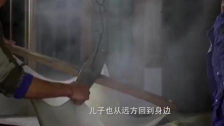 舌尖上的中国:没想到竟然会以上门女婿的身份到这,从岳父手中接过豆腐手艺!