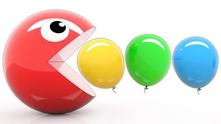 制作彩色棒棒糖和气球玩具